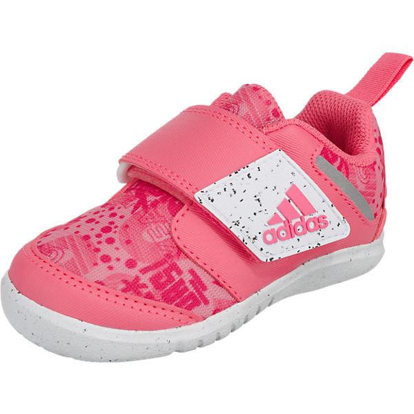 finest selection 1b5a7 76cbd Baby Sportschuhe FortaPlay AC I für Mädchen. adidas Performance