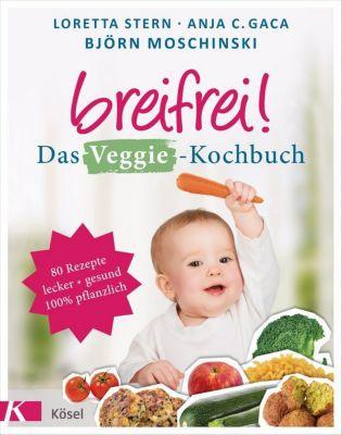 Buch - Breifrei! Das Veggie-Kochbuch