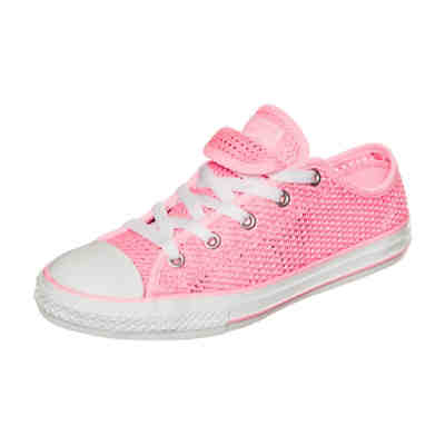 Chuck Taylor All Star Double Tongue OX Sneaker Kinder Sneakers Low für Mädchen
