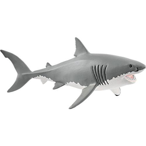 """Фигурка Schleich """"Большая белая акула"""" от Schleich"""