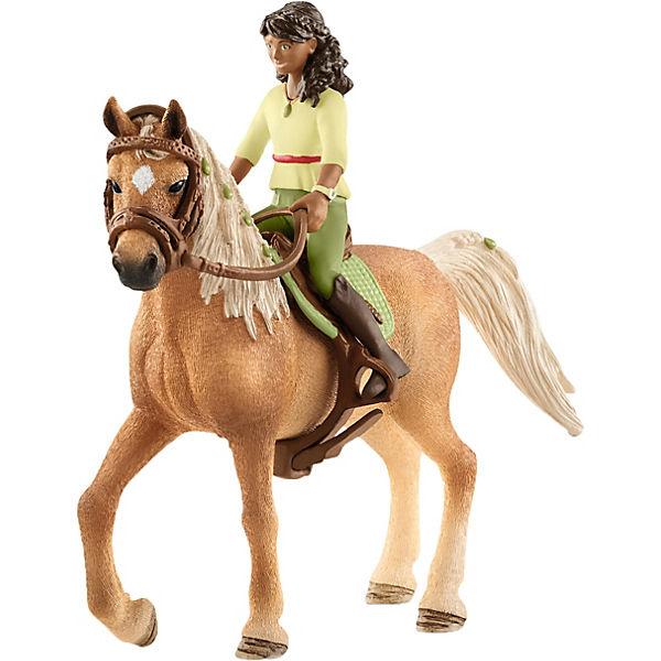 Schleich 42414 Club: Horse Club: 42414 Sarah & Mystery, Schleich 78031e