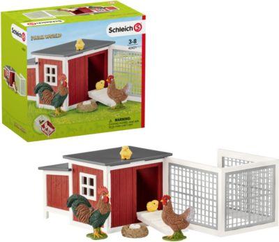 Bauernhof Spielset Heuförderband mit BauerSchleich 42377Bauernhof Spielzeug ab 3 J.