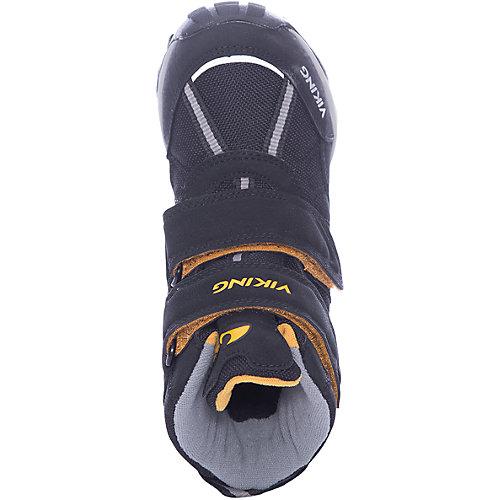 Утепленные ботинки Viking Bluster II GTX - черный от VIKING