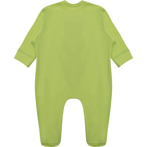 Комбинезон Norveg - зеленый от Norveg