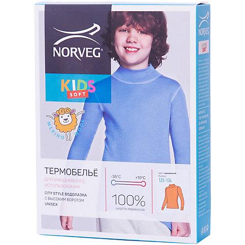Водолазка Norveg - оранжевый от Norveg