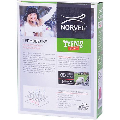 Водолазка Norveg - розовый от Norveg