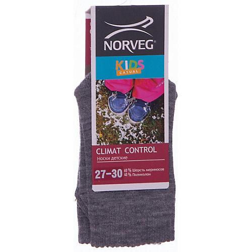Термоноски Norveg - серый от Norveg