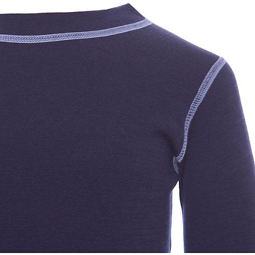 Термобелье Norveg: лонгслив - синий от Norveg