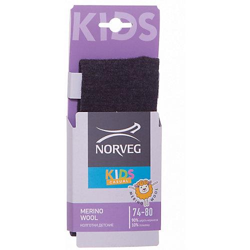 Колготки Norveg - темно-серый от Norveg