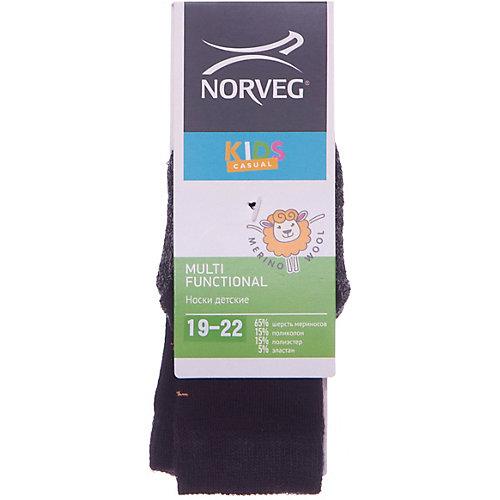 Термоноски Norveg Street - черный от Norveg