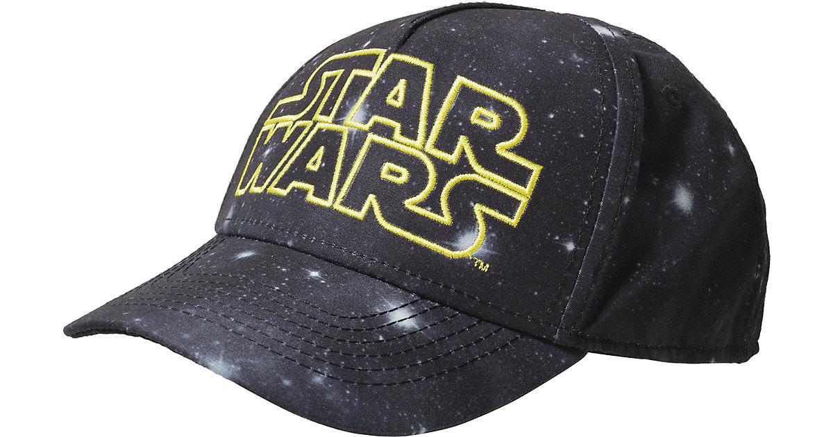 Star Wars Cap  schwarz Gr. 51 Jungen Kleinkinder