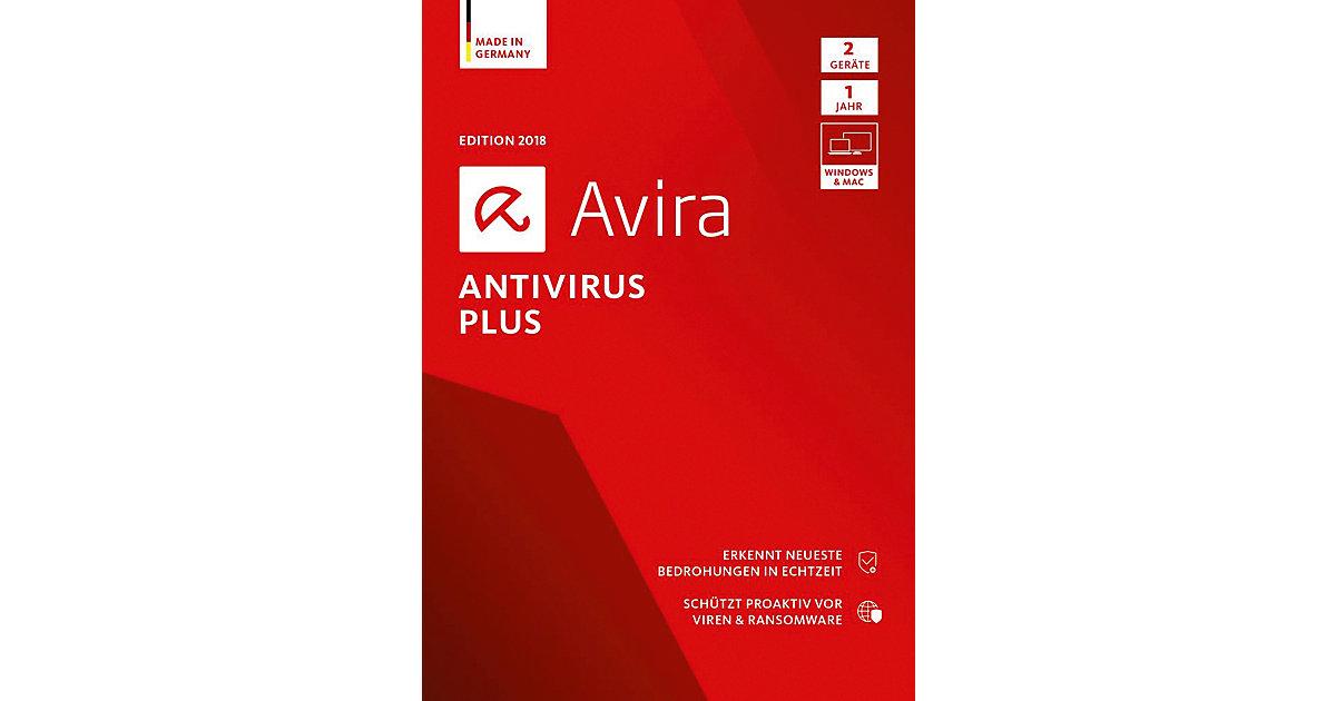 PC Avira AntiVirus Plus 2018 - 2 Geräte
