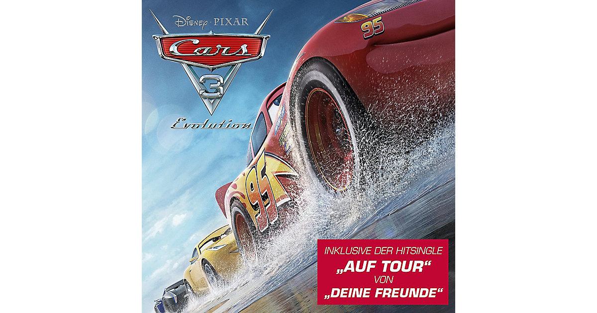 CD Cars 3: Evolution (Original Soundtrack Songs...