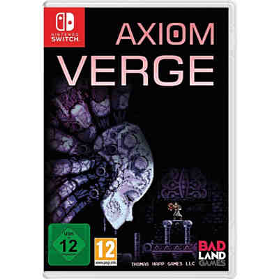 Nintendo Switch Axiom Verge