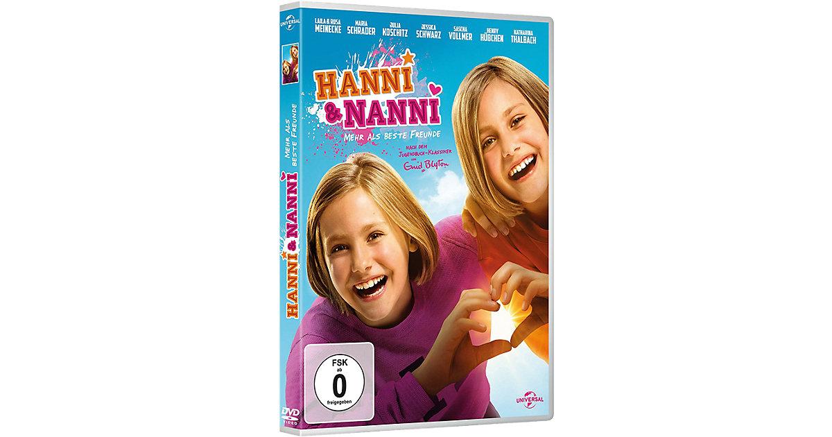 DVD Hanni und Nanni - Mehr als beste Freunde