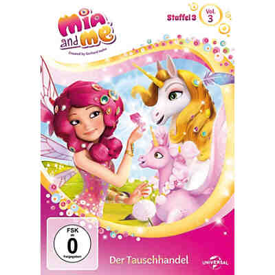 DVD Mia and Me - Staffel 3 - Vol. 3 - Der Tauschhandel