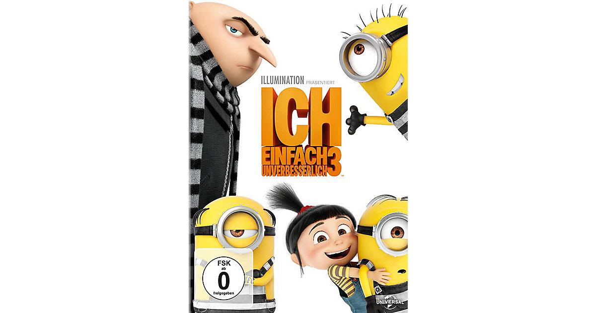 DVD Ich - Einfach unverbesserlich 3
