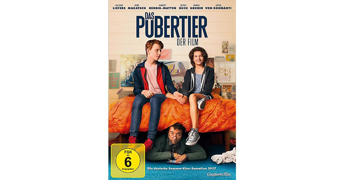 DVD Das Pubertier - Der Film