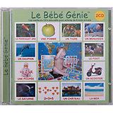 Обучающий CD-диск Вундеркинд с пелёнок на французском языке, 2 шт.
