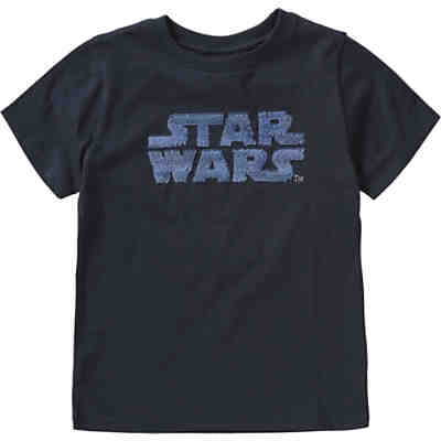 Star Wars Kinder T-Shirt mit Wendepailletten