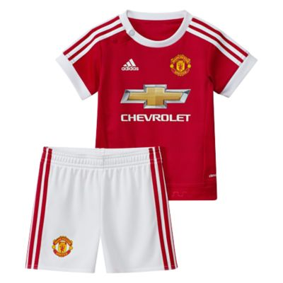 adidas Performance Manchester United Home Baby Kit 201516