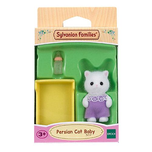 """Игровой набор Epoch """"Sylvanian Families"""" Малыш персидский котенок от Эпоха Чудес"""