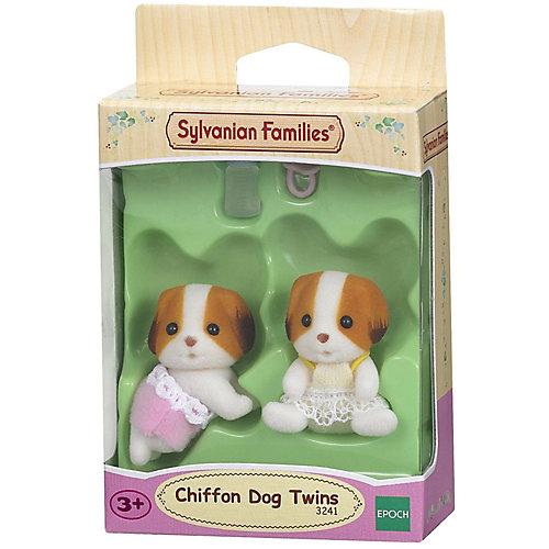 """Игровой набор Epoch """"Sylvanian Families"""" Шифонские щенки-двойняшки от Эпоха Чудес"""