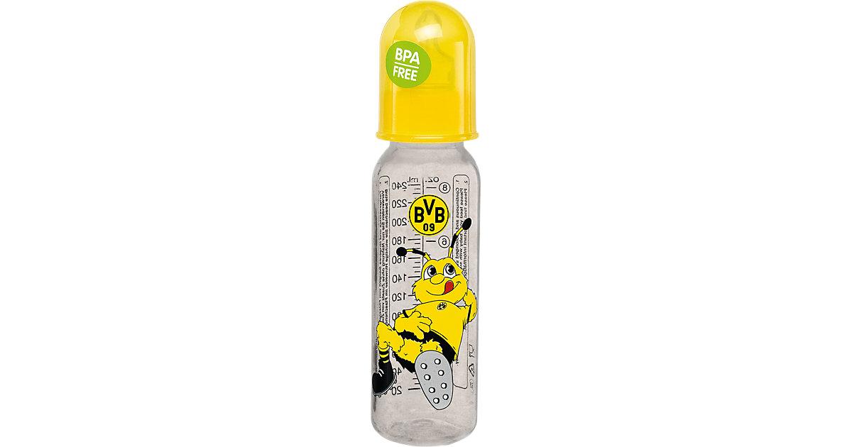 Babyflasche BVB, gelb, 240 ml