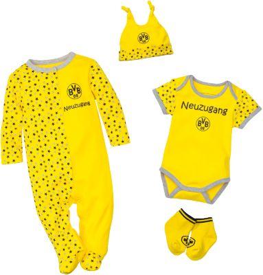 Borussia Dortmund BVB-Jogginganzug f Babys u Kleinkinder