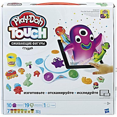 "Набор пластилина Hasbro Play-Doh ""Оживающие фигуры. Студия"" от Hasbro"