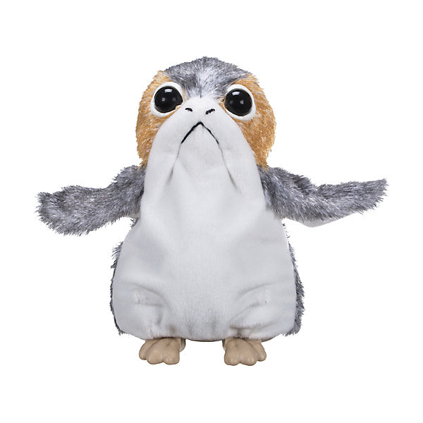 Star Wars Episode 8 Interaktiver Porg, Star Wars