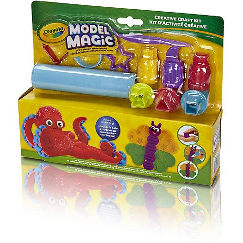 Маленький набор пластилина Crayola, с инструментами от Crayola