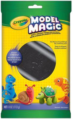 Застывающий пластилин Crayola Model Magic, черный 113 гр