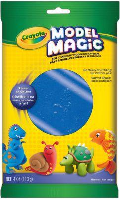 Застывающий пластилин Crayola Model Magic, синий 113 гр