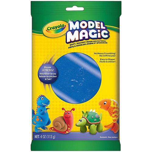 Застывающий пластилин Crayola Model Magic, синий 113 гр от Crayola