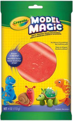 Застывающий пластилин Crayola Model Magic, красный 113 гр