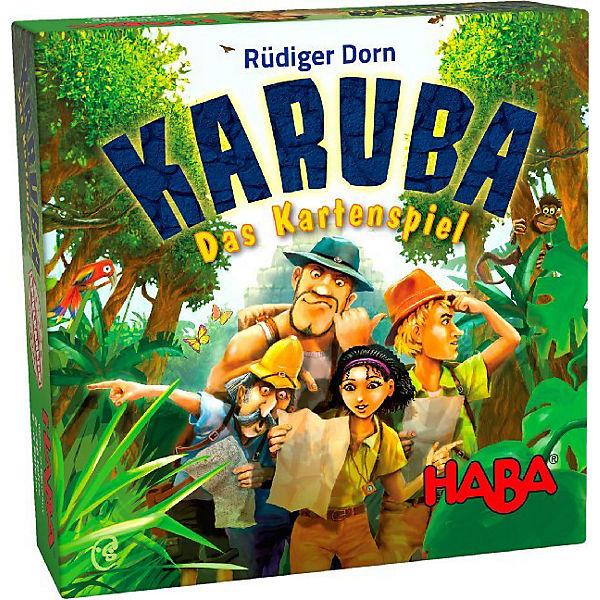 Karuba - Das Kartenspiel, Haba