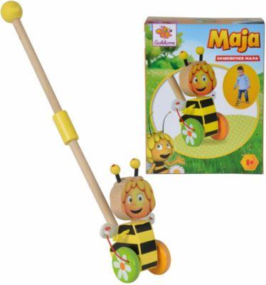 Spielzeug Eichhorn Nachziehtier Schnecke Babyspielzeug Schiebetier Holzspielzeug Ziehtier