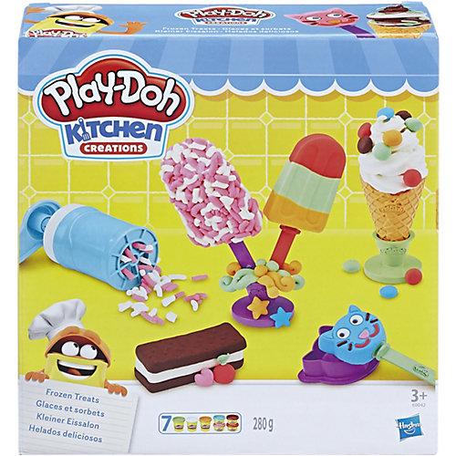 """Игровой набор Play-Doh """"Создай любимое мороженое"""" от Hasbro"""