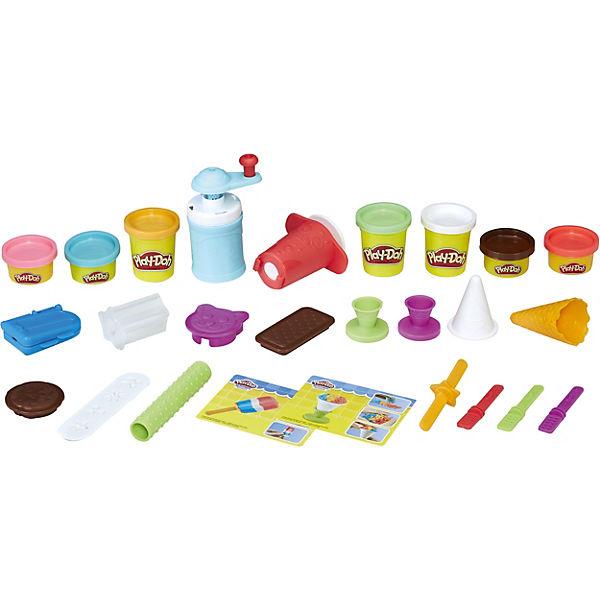 """Игровой набор Play-Doh """"Создай любимое мороженое"""""""
