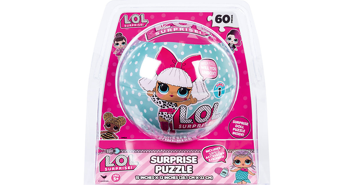 Spin Master · LOL Surprise Doll Puzzle, 60 Teile