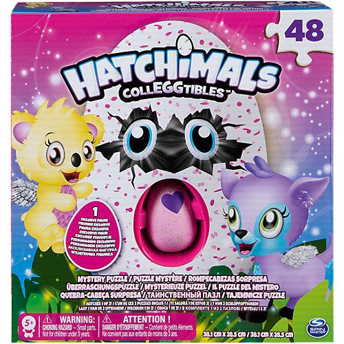 """Игра Hatchimals """"Пазл 48 элементов в коробке"""" от Spin Master"""