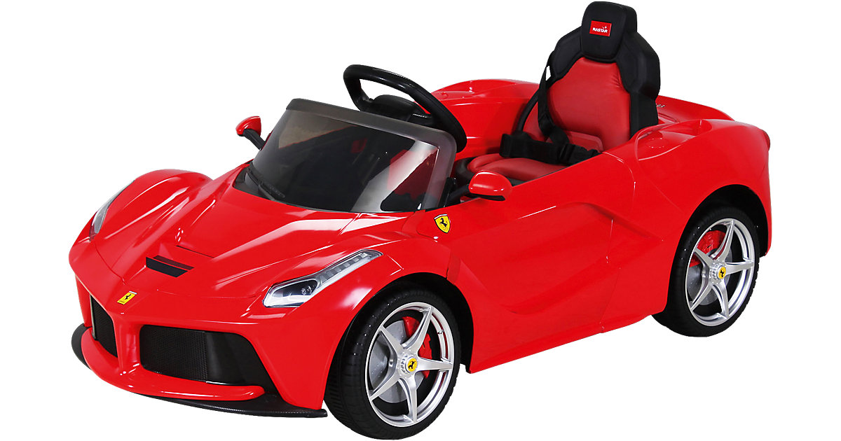 kinder elektroauto ferrari. Black Bedroom Furniture Sets. Home Design Ideas