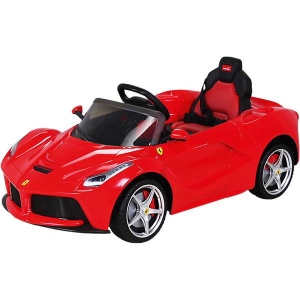 Kinder Elektroauto Ferrari LaFerrari, rot,