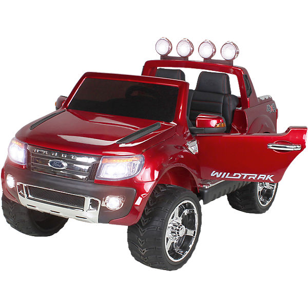 Kinder Elektroauto Ford Rangerweinrot Mytoys