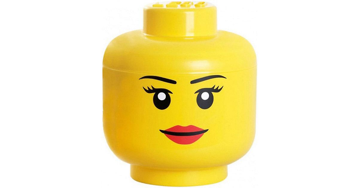 LEGO · LEGO Aufbewahrungsbox - Girl, groß