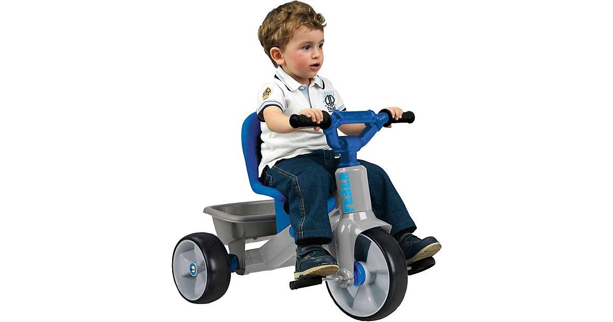 FEBER · Dreirad Baby Twist blau