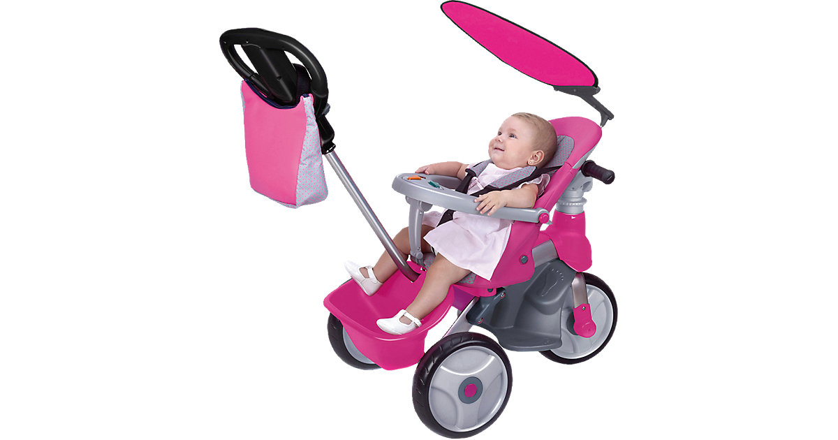 FEBER · FEBER Baby Trike Easy Evolution Girl