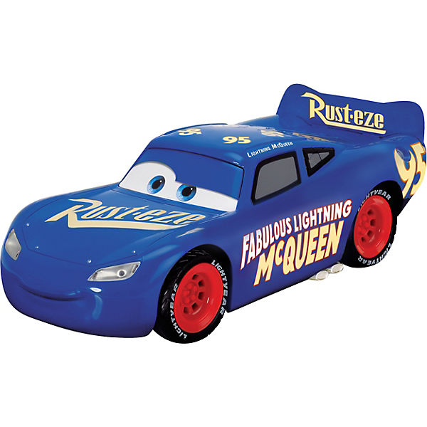 Rc Cars 3 Fabulous Lightning Mcqueen Disney Cars Mytoys