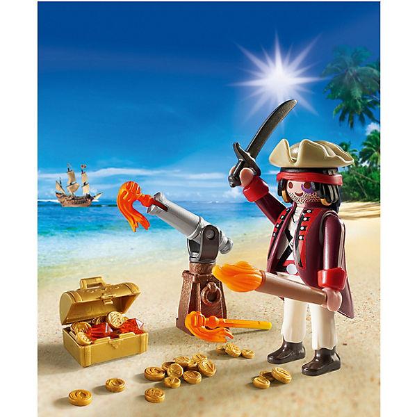 playmobil® 9415 osterei pirat mit kanone playmobil®  mytoys